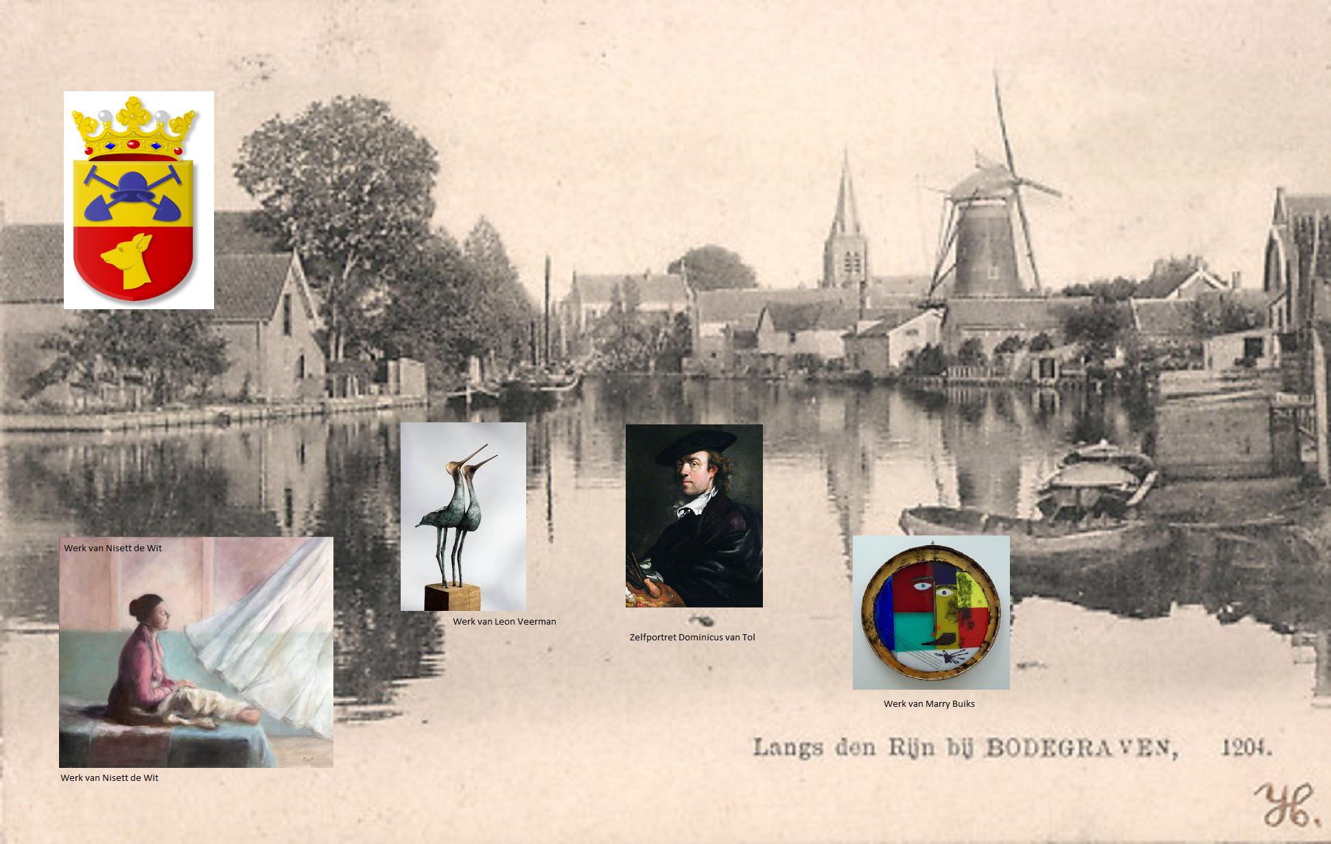 Kunstenaarsdorpen Bodegraven en Reeuwijk